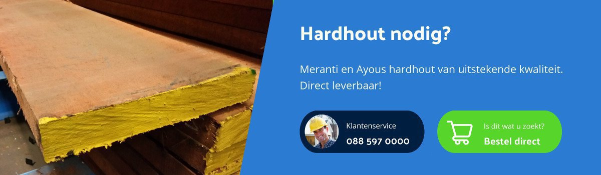 Hardhout kopen? Klik hier om naar hardhoutprofi te gaan.